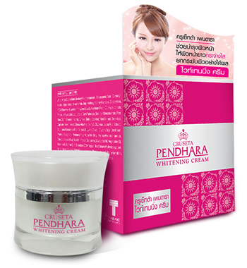 CRUSETA Pendhara Whitening Cream